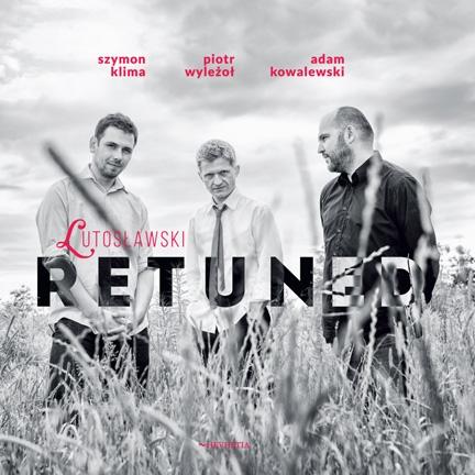 Lutosławski Retuned – okładka CD